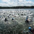 Rekordowa edycja Triathlonu Lwa w Lusowie