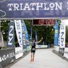 Lusowo ponownie gościło triathlonistów